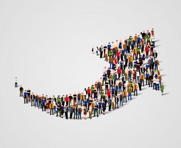 """גידול האוכלוסין ביחס ישיר לעליית מחירי הנדל""""ן"""